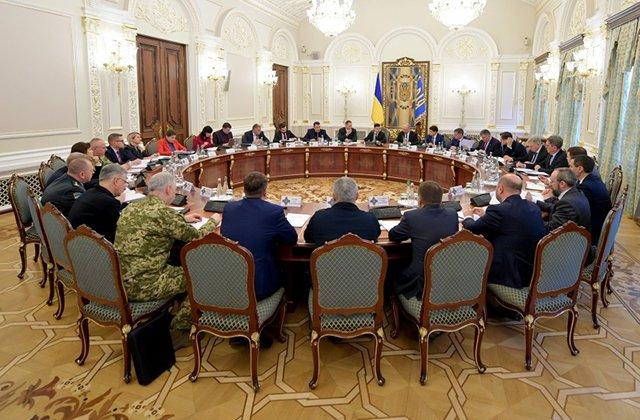 Украинские власти закроют границы для иностранцев