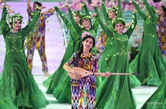 Узбекистан не отменил празднование Новруза