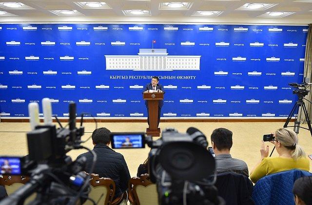 В Киргизии выявили первых трёх человек с коронавирусом