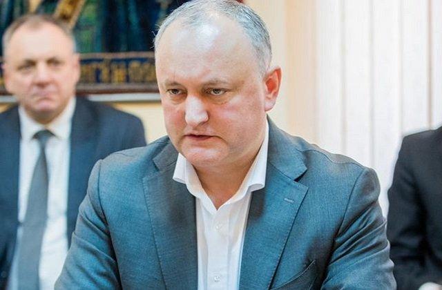 Президент Молдовы отправился с рабочей поездкой на север страны