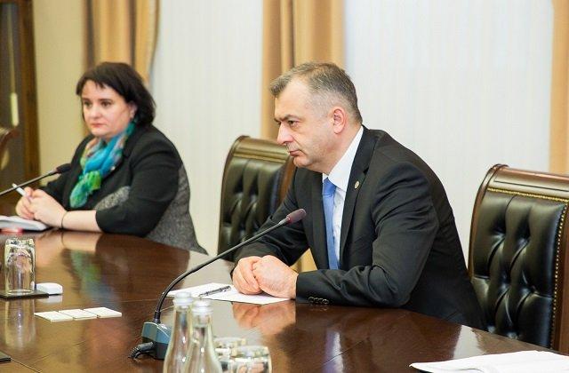 Глава правительства Молдовы провёл встречу с представителями ООН и ВОЗ