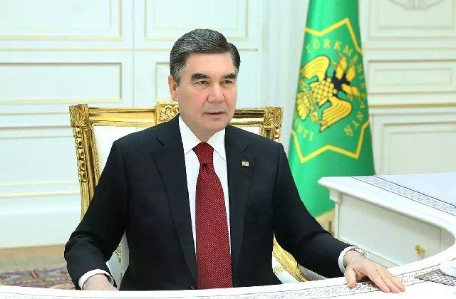 Туркменский лидер поручил усилить меры по уходу за посевами