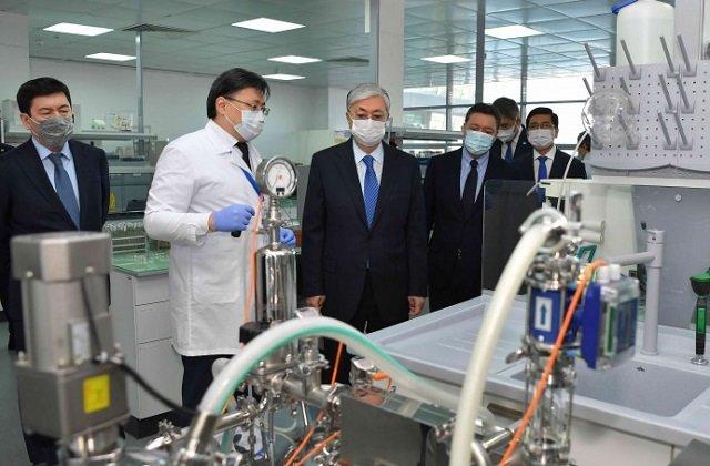 В Казахстане приступили к созданию вакцины против коронавируса