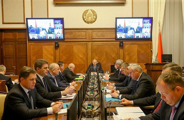 Белорусское правительство не осталось в стороне от мирового экономического цунами