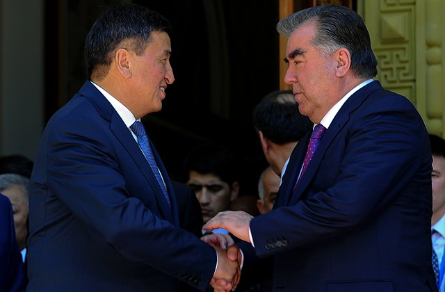 Таджикистан укрепит партнёрство с Киргизией в борьбе с коронавирусом