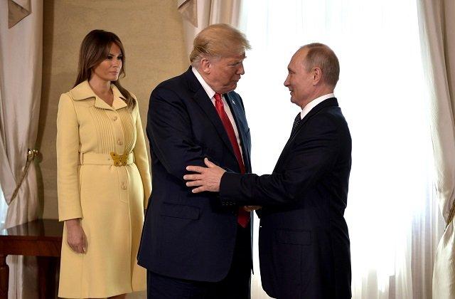Владимир Путин и Дональд Трамп выразили обеспокоенность в связи распространением Covid-19