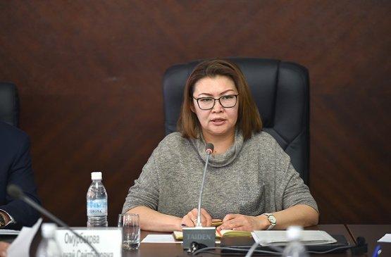Правительство Киргизии провело очередное заседание по борьбе с коронавирусом