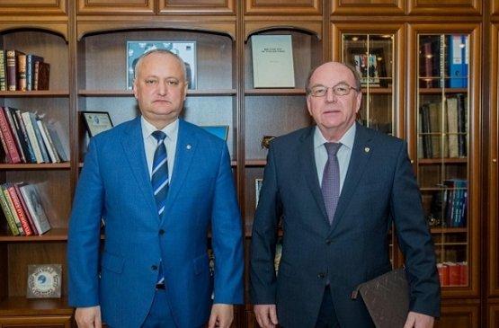 Молдавия получила гуманитарную помощь от России