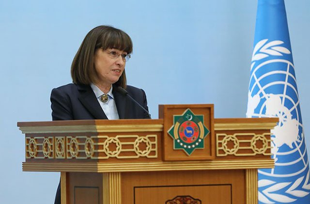 Туркменистан и ООН разработают план действий по профилактике коронавируса