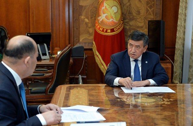Образовательные учреждения Киргизии готовятся к онлайн обучению