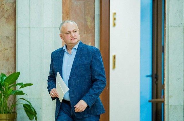 Президент Молдовы рассматривает возможность введения полного карантина в столице