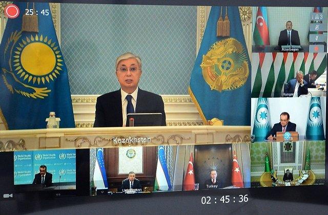 На совете тюркоязычных стран Казахстан инициировал полную консолидацию усилий