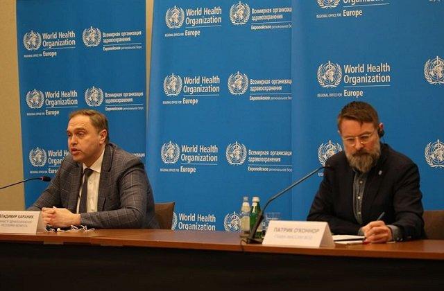 Эксперты ВОЗ высоко оценили меры борьбы с пандемией в Белоруссии