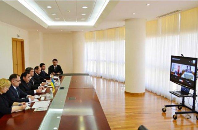 Туркменистан и Украина расширят партнёрство в условиях пандемии