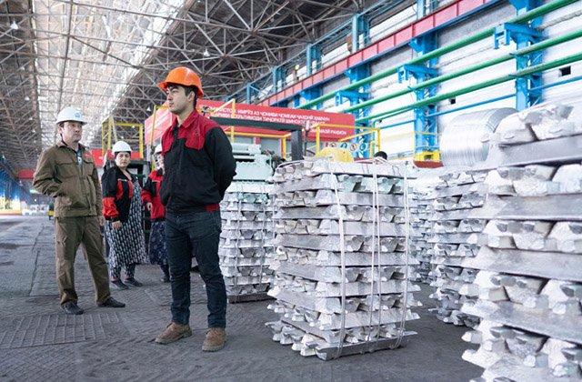 Объёмы производства в Таджикистане составили 660 млн долларов