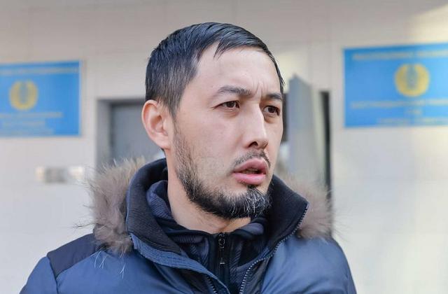 В Казахстане задержан известный активист за распространение ложной информации