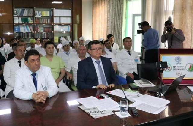 В Таджикистане обсудили новые способы лечения рака