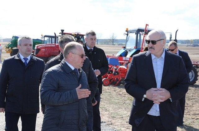 Глава Белоруссии потребовал от чиновников активней прорабатывать рынки