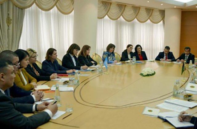 Меры против COVID-19 в Туркменистане оценены в ВОЗ