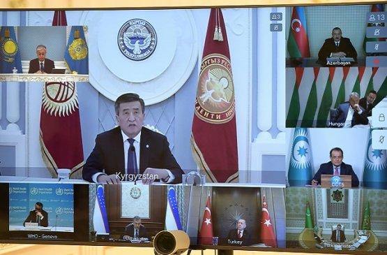 Президент Киргизии внёс ряд предложений на саммите тюркоязычных государств