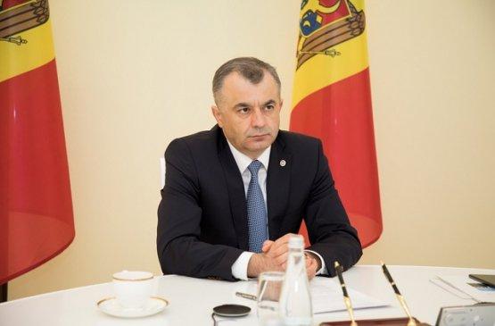 Премьер-министр Молдовы провёл встречу с послом Европейского Союза