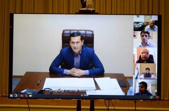 Узбекистан и Индия обсудили смягчение карантинных ограничений