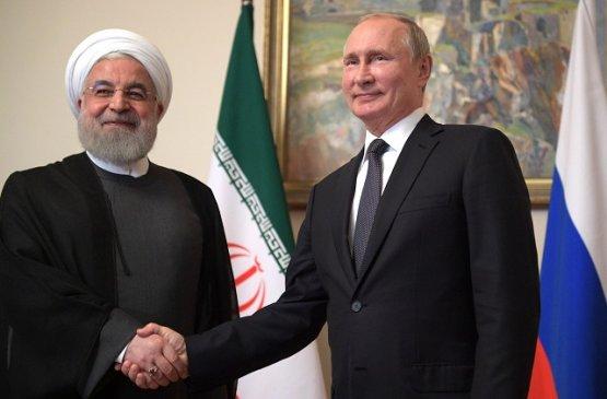 Владимир Путин и Хасан Рухани обсудили COVID-19 и Сирию