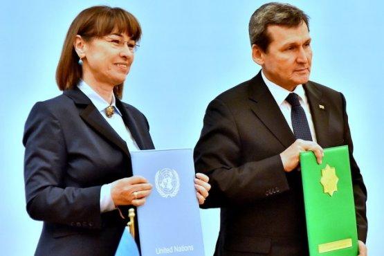 Членом ещё двух комиссий ООН стал Туркменистан
