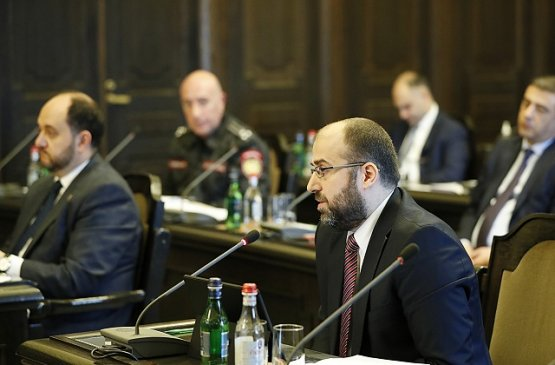 В правительстве Армении подвели итоги  антикризисных мероприятий