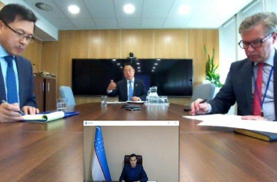 Узбекистан укрепит сотрудничество с UNIDO