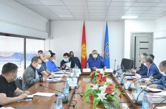 В Киргизии будут усилены проверки дальнобойщиков