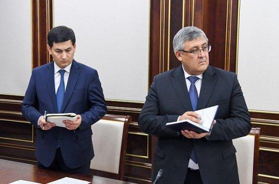 Шавкат Мирзиёев рассказал о модернизации геологоразведки Узбекистана