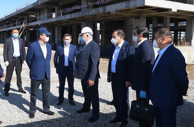 В Казахстане в этом году сдадут в эксплуатацию ряд крупных объектов