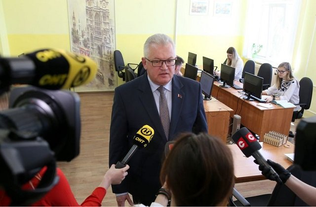 В Белоруссии вступительная кампания в вузы пока не переносится