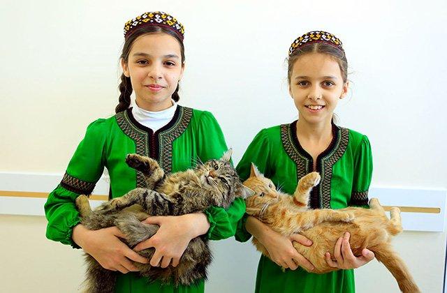В Туркменистане открыли первую зоогостиницу
