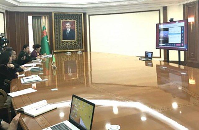 Власти Туркменистана расширят борьбу с COVID-19 в рамках ЭСКАТО