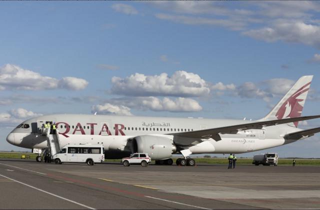 Казахстан получил гуманитарную помощь от Катара