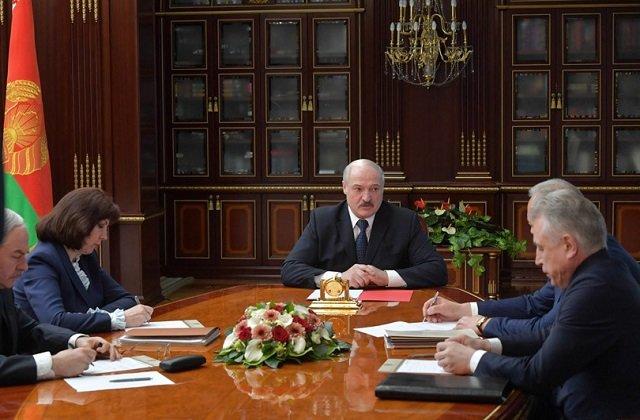 Как ускоренно восстановить экономику рассказал глава Белоруссии
