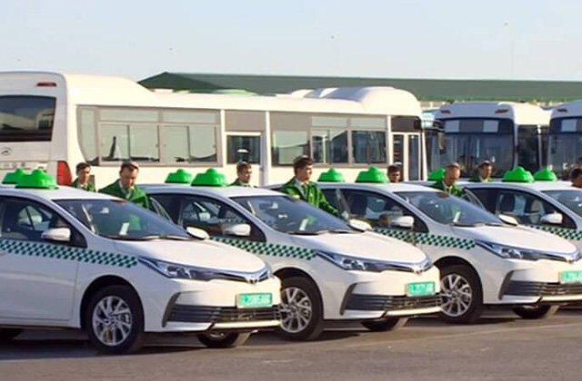 В Туркменбаши определены победители соревнований среди автомобилистов