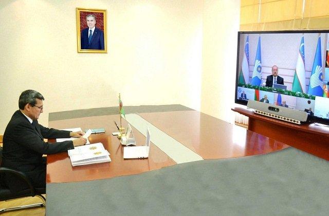 Туркменистан нацелен на углубление сотрудничества на платформе СНГ