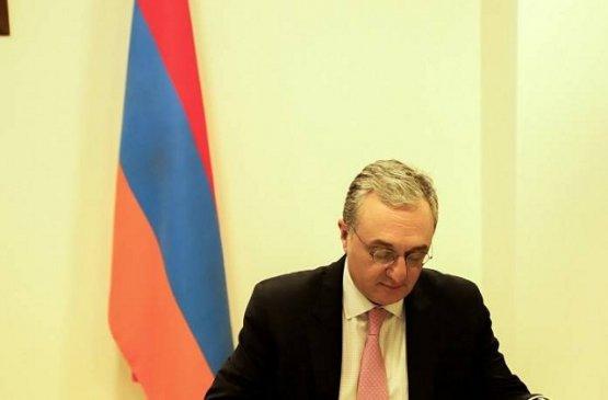 Мнацаканян подписал меморандум о взаимопонимании ВПП ООН с Арменией