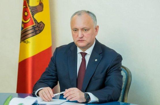 Сроки выборов президента Молдовы не отменяются