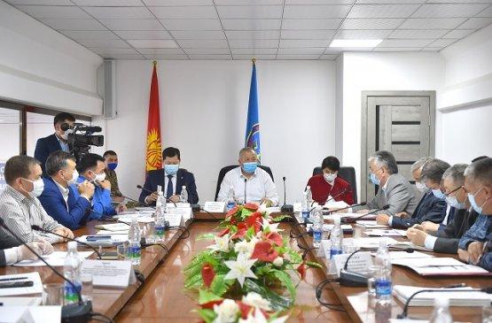 В Бишкеке ужесточат контроль за соблюдением карантинного режима