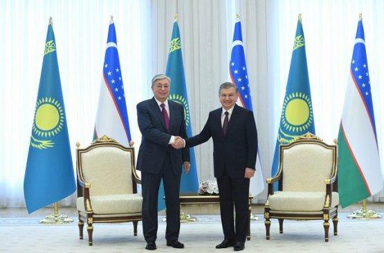 Мирзиёев и Токаев обсудили последствия ЧП на Сардобинском водохранилище