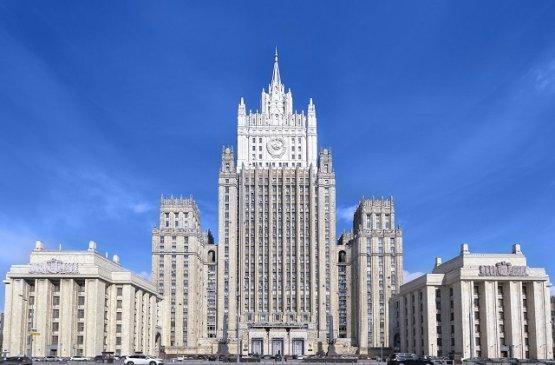 МИД РФ крайне отрицательно оценил год правления Зеленского на Украине