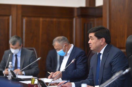 Глава правительства Киргизии сообщил о важности решения вопроса по безработице