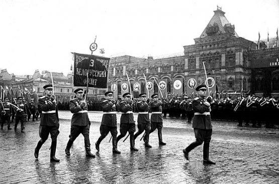 Парад Победы пройдёт 24 июня в Москве