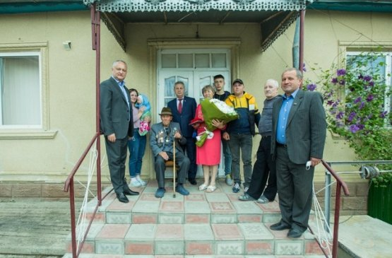 Президент Молдовы побывал в Кантемирском районе