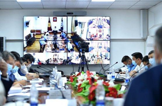 В Киргизии усилят проверки при въезде в города и населённые пункты