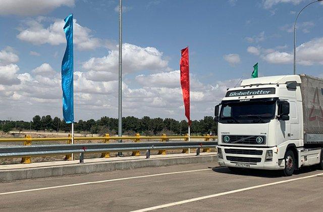 На туркмено-иранской границе введён в эксплуатацию автомобильный мост
